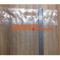 China Self Seal Zipper Plastic Retail Packing Bag, Zip Lock Bag Retail Package with Hang Hole, Direct buy China supplier pack wholesale