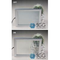 China switchable glass panel smart electric privacy glass 4mm+4mm 5mm+5mm 6mm+6mm wholesale