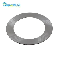 China ISO9001 3.0mm Tungsten Carbide Slitter Blades For Li Battery Cell wholesale