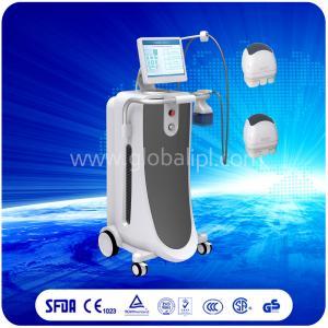 China Non Invasive Vertical Liposonix HIFU Machine For Body Slimming / Weight Loss wholesale
