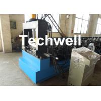 China Q235 Cold Rolled Strip Steel Cable Tray Forming Machine with 11.5 Ton Weight on sale