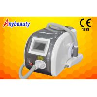 China 1064nm Q-Switch Nd Yag Laser Tattoo Removal Machine  /  acne scar removal equipment wholesale