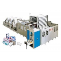 China 3 T / 8 Hours Toilet Paper Jumbo Width Pulp Molding Machine on sale