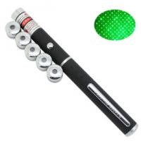 China 10MW 30MW 50MW Green Laser Pointer Cheap Laser Pen 5 Different Style Caps on sale