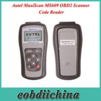 China Autel MaxiScan MS609 OBD2 Scanner Code Reader wholesale