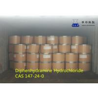 China Diphenhydramine Hydrochloride 147-24-0 Raw Materials For Pharmaceutical Industry wholesale