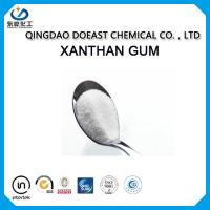 China Cream White Xanthan Gum Powder Food Grade 200 Mesh Powder Thickener wholesale