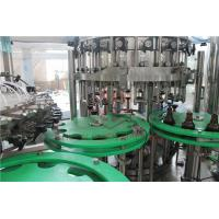 China Aluminum Can Beer Bottle Filling Machine wholesale