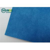 China Surgical Gown SMMMS Polypropylene Spunbond Nonwoven Fabric Anti - Alcohol on sale