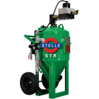 China Dustless Vapour Blasting Equipment Oil Gas Cleaning Wood Paint Removal on sale