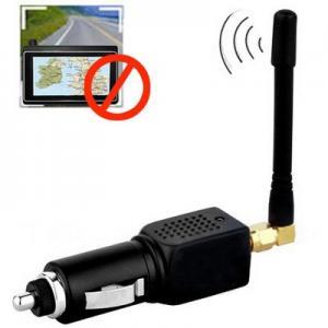 China Mini GPS Signal Jammer Isolator Disruptor Block GPS Tracker Navigator Logger Anti-Tracking wholesale