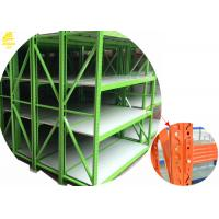 China Colorful Medium Duty Racking System , Metal Storage Shelves No Nuts wholesale