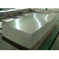 China 3005 H24 Aluminium Alloy Sheet Metal For Radiator In Industrial Products on sale