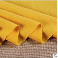 China Gold cashmere knitted fabrics,polar fleece fabric, Soft and comfortable fabric wholesale