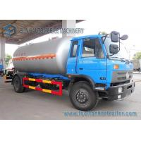 China 12000L Lpg Tanker Truck  / Lpg Gas Tanker Truck 1mm Rust Thickness For Lpg Cylinder wholesale