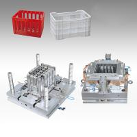 China Plastic Storage Basket For Home Appliance Injection Mold And Household Supplies wholesale