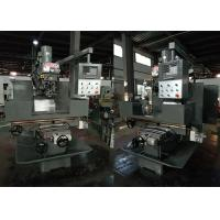 China 54 Inch Turret Milling Machine , Heavy Work Pieces Processing Bed Type Milling Machine wholesale