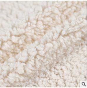 China Fashion warp knit cotton velveteen fabrics, Shu Velveteen, Exquisite high-end apparel fabr wholesale