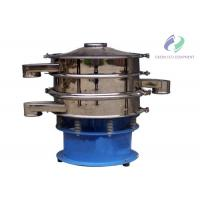 China Rotary Vibrating Screen / Sieve / Separator For Clay / Powder / Grain wholesale