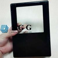 China 3mm electricity meter clear glass wholesale