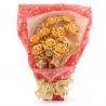 China gold foil rose wholesale