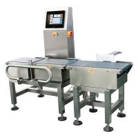 China Automatic Food Industry Conveyor Weight Checker With Advanced Digital Signal Processing wholesale