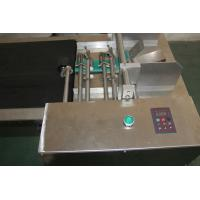 Buy cheap Stainless Steel Pagination Paper Numbering Machine Conveyor Feeder from wholesalers