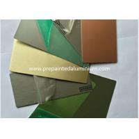 China Sliver Reflective Aluminum Mirror Sheet Used For Ceiling / Elevator / Microwave Oven wholesale