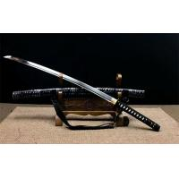 China handmade japanese swords with leather saya SS015 wholesale