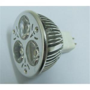 China 3*1W MR16 LED Lighting Bulbs on sale