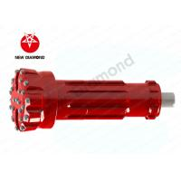 China ISO9001 DTH Drill Ballistic Button Bits Large Impacting Force wholesale