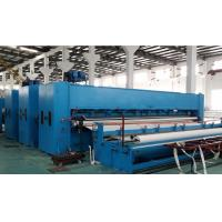 China HongYi-2 Years Warranty 80-500kg/h Capacity Non Woven Fabric Manufacturing Machine Needle Punching Production Line wholesale