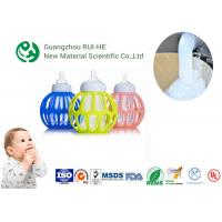 China Nipple Liquid Silicone Rubber Food Grade RH5350 - 40 High Transparency  for Baby Supplies wholesale