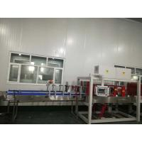 Quality Automatic Double lanes Wrapping Machine PE Film Shrink Wrapping Enhanced for for sale