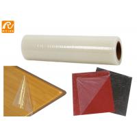 China Aniti Scratch PE Surface Protection Film Roll For Acrylic Sheet ABS Plastic Surface wholesale