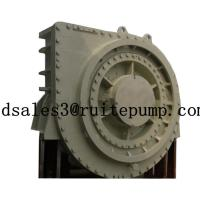 China High efficiency Diesel engine Sand Suction Horizontal 600WN Dredge pumps with gear box on sale