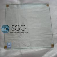 China 4mm ultra clear/silkscreen/acid etched tempered glass cutting board shenzhen factory wholesale