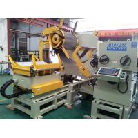 China 3 In 1 NC Servo Decoiler Straightener Roll Feeder Manufacturers For 800mm Strip wholesale