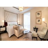 Buy cheap 5 Star Modern Design King Size Luxury Hotel Bedroom Furniture Sets from wholesalers