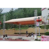 China Colorful 100mm Aluminum Spigot Truss Mini Lighting Truss For Events wholesale
