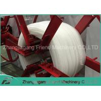 China Customized Plastic Single Wall Corrugated Pipe Machine For PVC PP PE Material wholesale