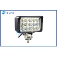China 45W Heavy Duty LED Vehicle Work Lights Automotive Replacement Bulbs DC 10V - 30V 6000K wholesale