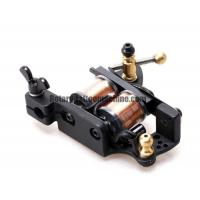 China Durable 10 Wraps High End Aluminum Tattoo Machine Coils Liner / Shader Gun on sale