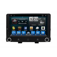 Buy cheap Octa Core KIA Navigation System , 2 Din Car Dvd Player Android Gps Device Rio 2017 from wholesalers