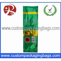 China Moisture Barrier Coffee Packaging Bags With Side Gusset For Food wholesale