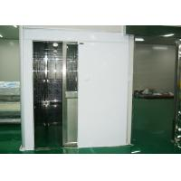 China Hidden Automatic Air Shower Tunnel , Air Shower System For Class 100 Clean Room wholesale