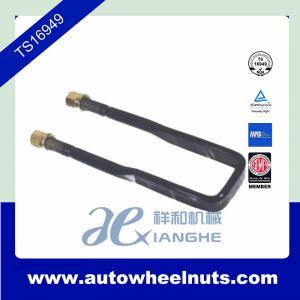 China Heat Treatment Cold forging Wheel Studs For Isuzu Truck , M27 x 3 x 82 x 400 U Bolt wholesale
