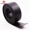 China Black waterproof tpu plastic coated webbing strap wholesale