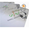 China Self Seal Custom Printed Envelopes Multi Colors Spring Full Printing wholesale