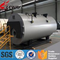 China Industrial Steam Boiler Oil Boiler, Gas Diesel Oil steam Generator with 3-Passes/ Fire-Tube/ Wet-Back wholesale
